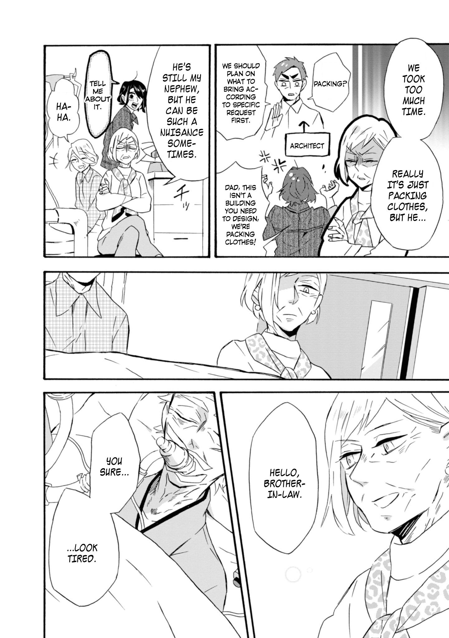 Will You Marry Me Again If You Are Reborn? Vol.3 Chapter 17: The Meaning Of Purple Anemone page 9 - Mangakakalots.com