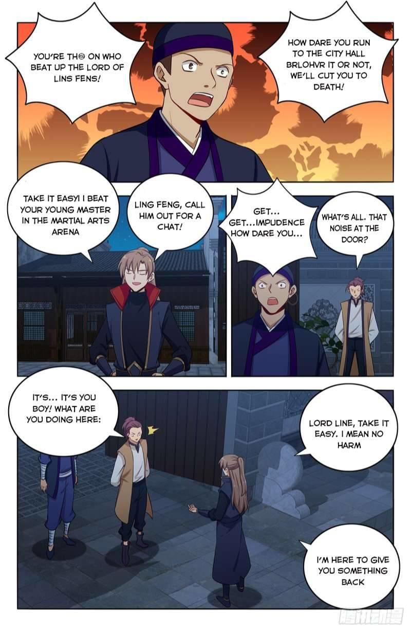 Strongest Anti M.e.t.a Chapter 390 page 6 - Mangakakalots.com