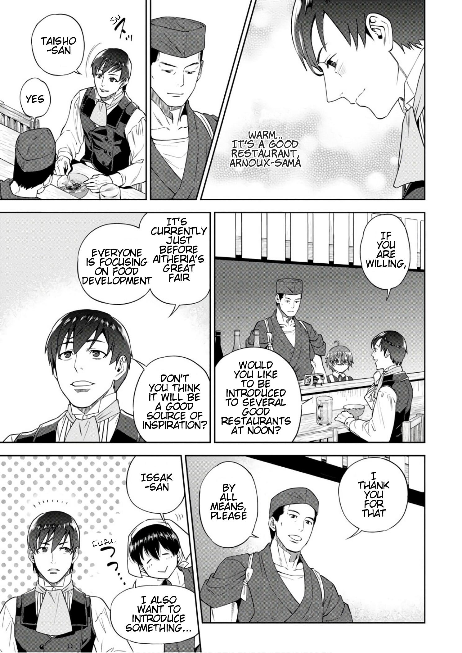 Isekai Izakaya Vol.6 Chapter 36: Beef Tendon Doteyaki page 26 - Mangakakalots.com