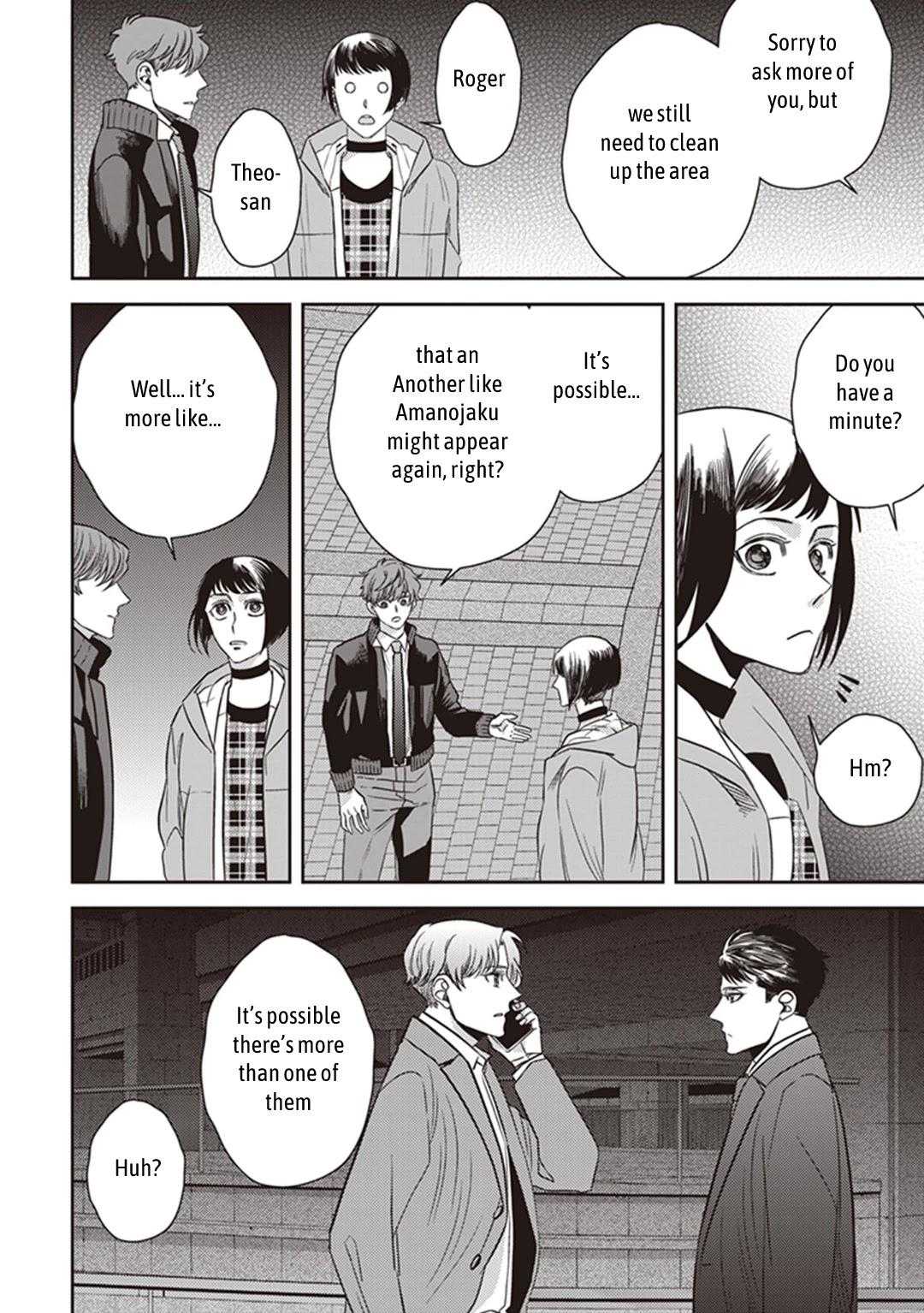 Midnight Occult Civil Servants Chapter 41: Becoming A Demon (Part 7) page 38 - Mangakakalots.com