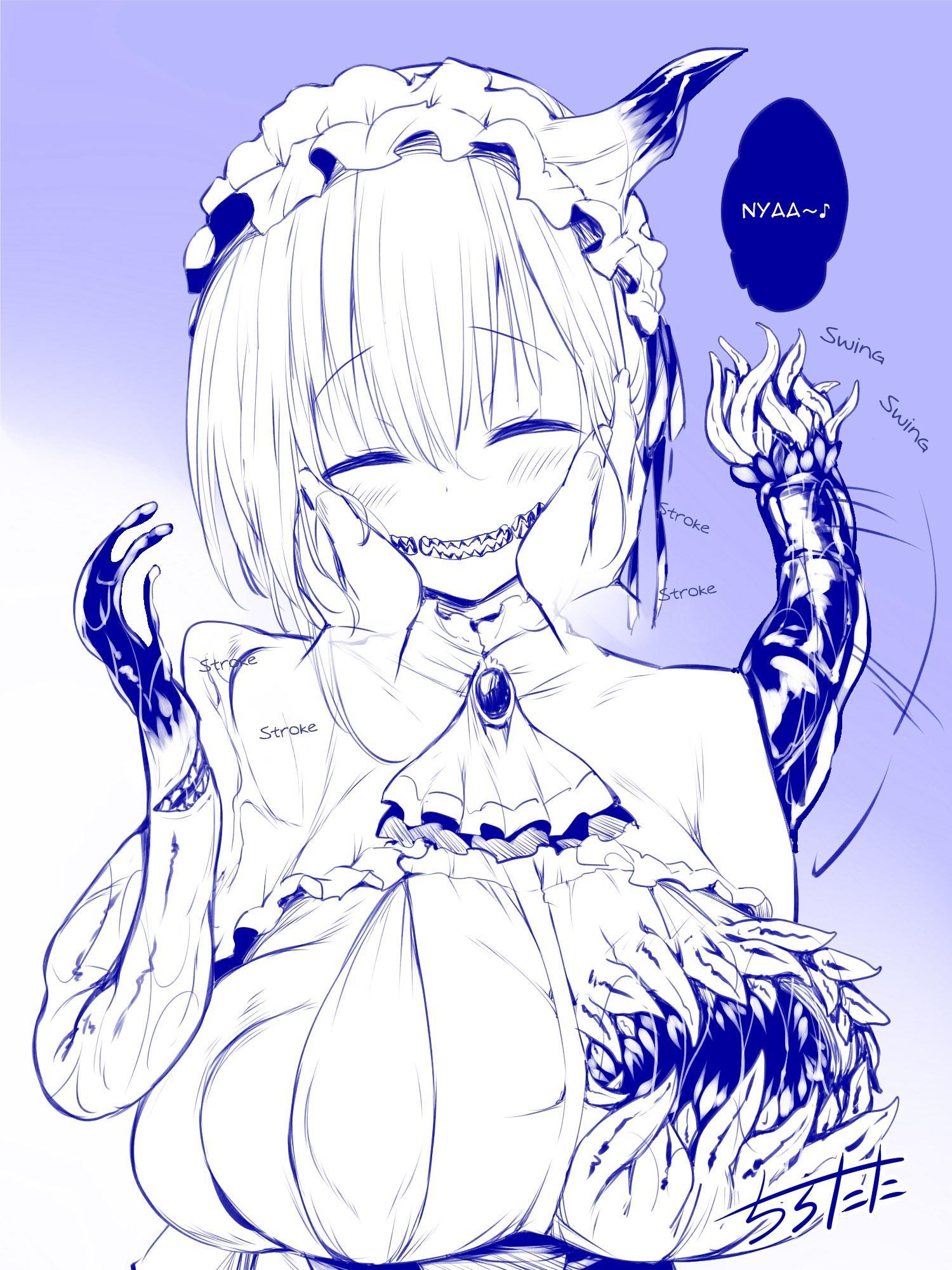 Mimic Girl Chapter 3 page 4 - Mangakakalots.com