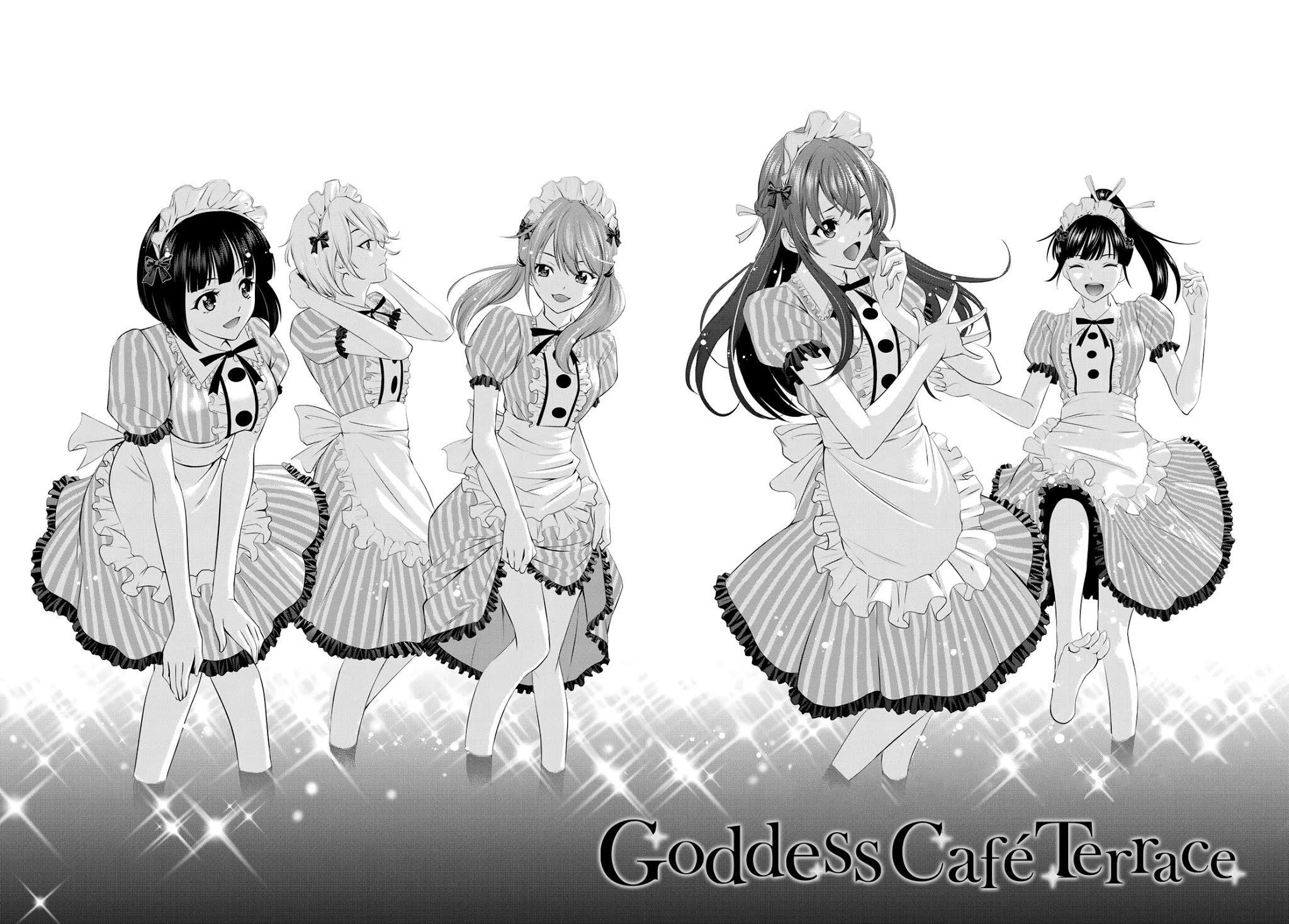Goddess Café Terrace Chapter 21: The Start Of Summer page 17 - Mangakakalots.com