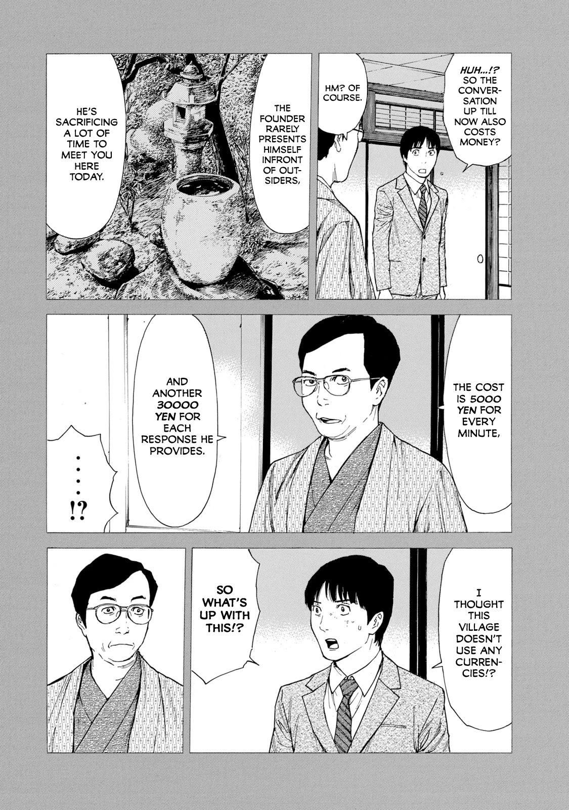 My Home Hero Chapter 90: The Founder page 10 - Mangakakalots.com
