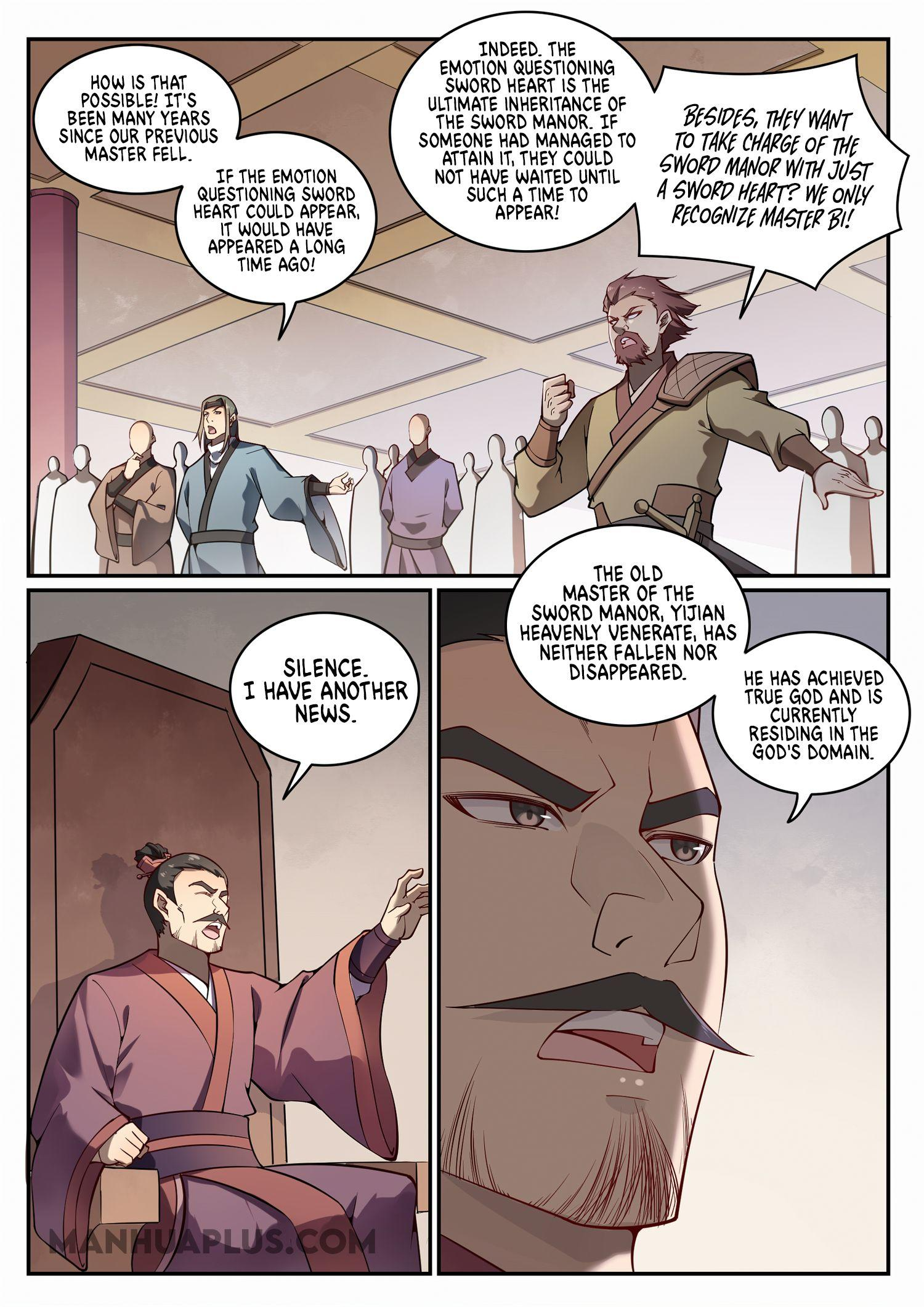 Apotheosis Chapter 695 page 5 - Mangakakalots.com