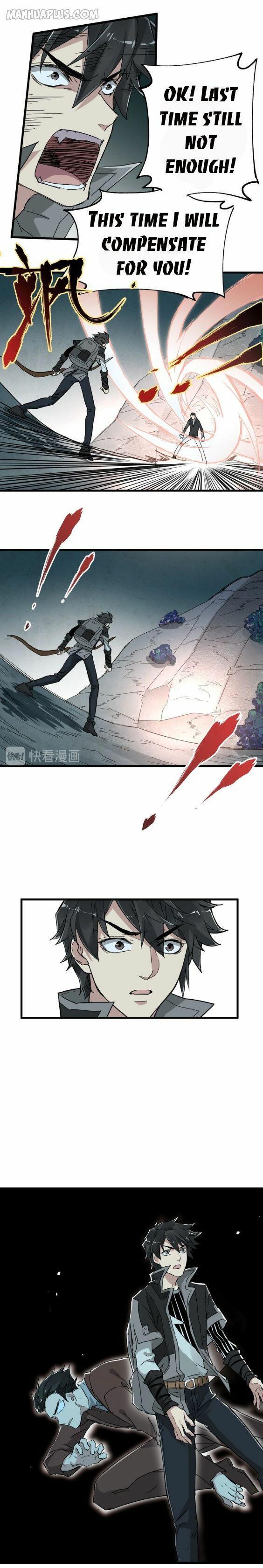 The Sacred Ruins Chapter 49 page 10 - Mangakakalots.com