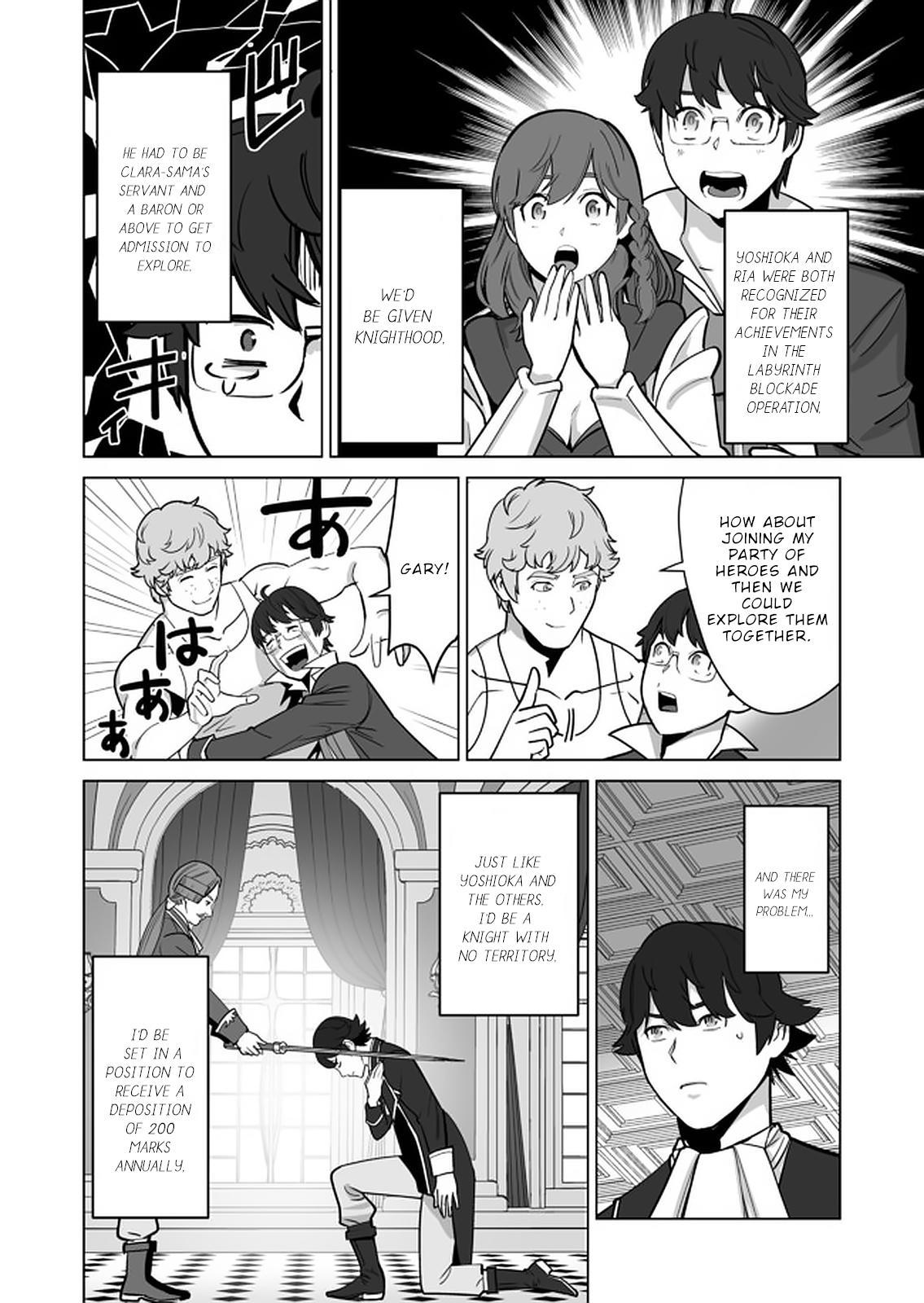 Sen No Sukiru O Motsu Otoko Chapter 36 page 23 - Mangakakalots.com
