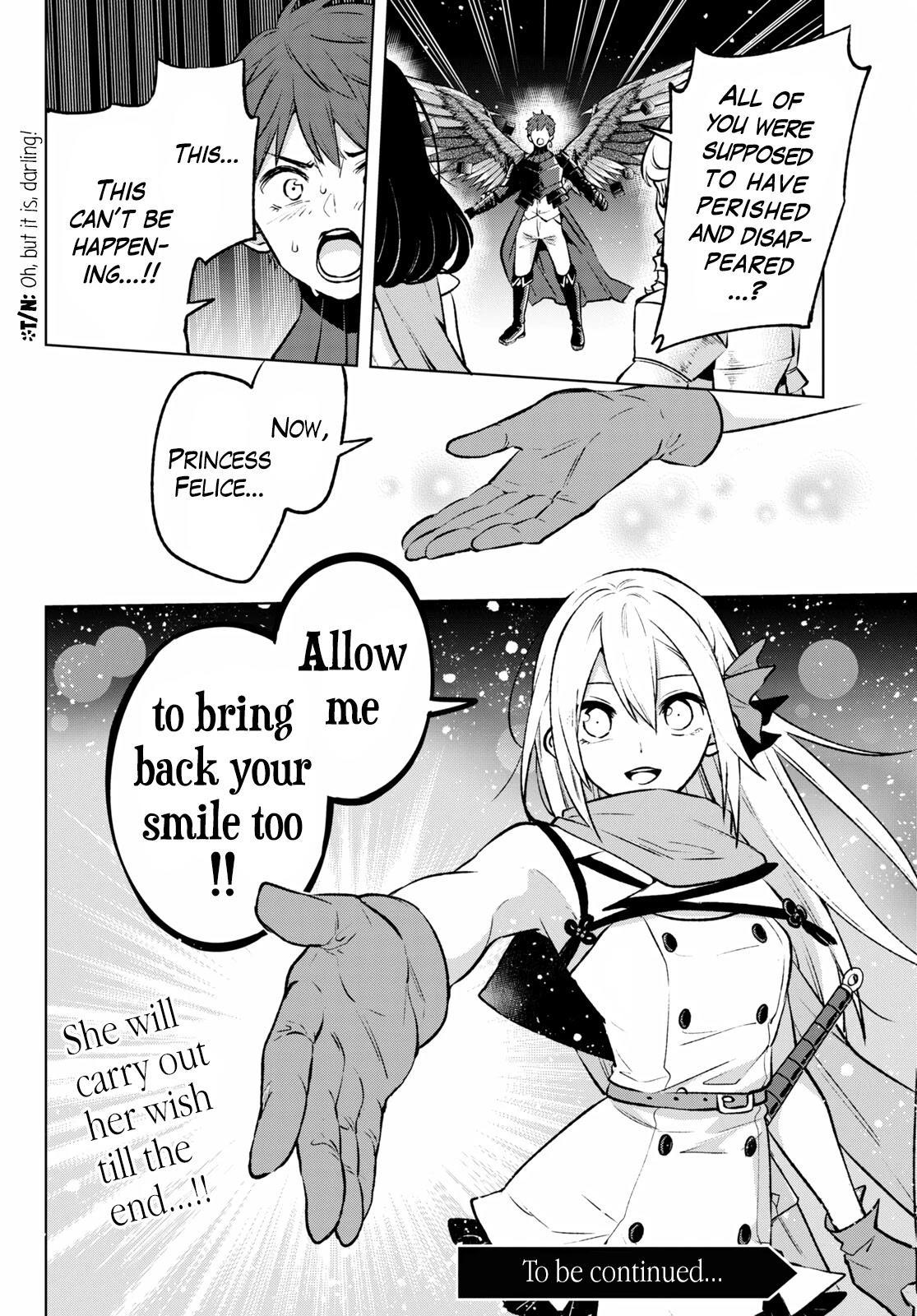 Samayoeru Tensei-Sha-Tachi No Revival Game Chapter 24: Manatsu, Messenger Of The Holy God page 23 - Mangakakalots.com