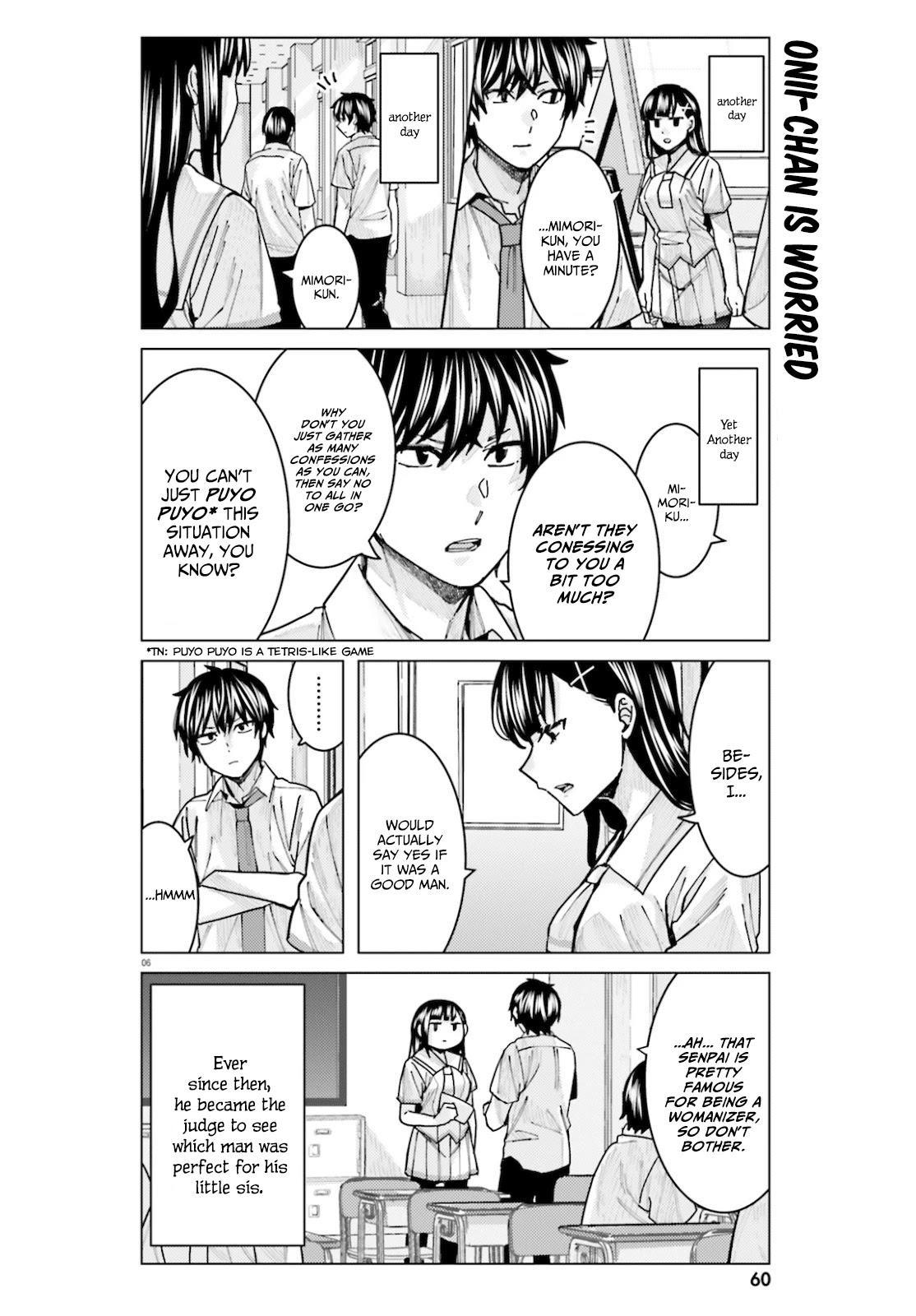 Himegasaki Sakurako Wa Kyoumo Fubin Kawaii! Chapter 11 page 6 - Mangakakalots.com