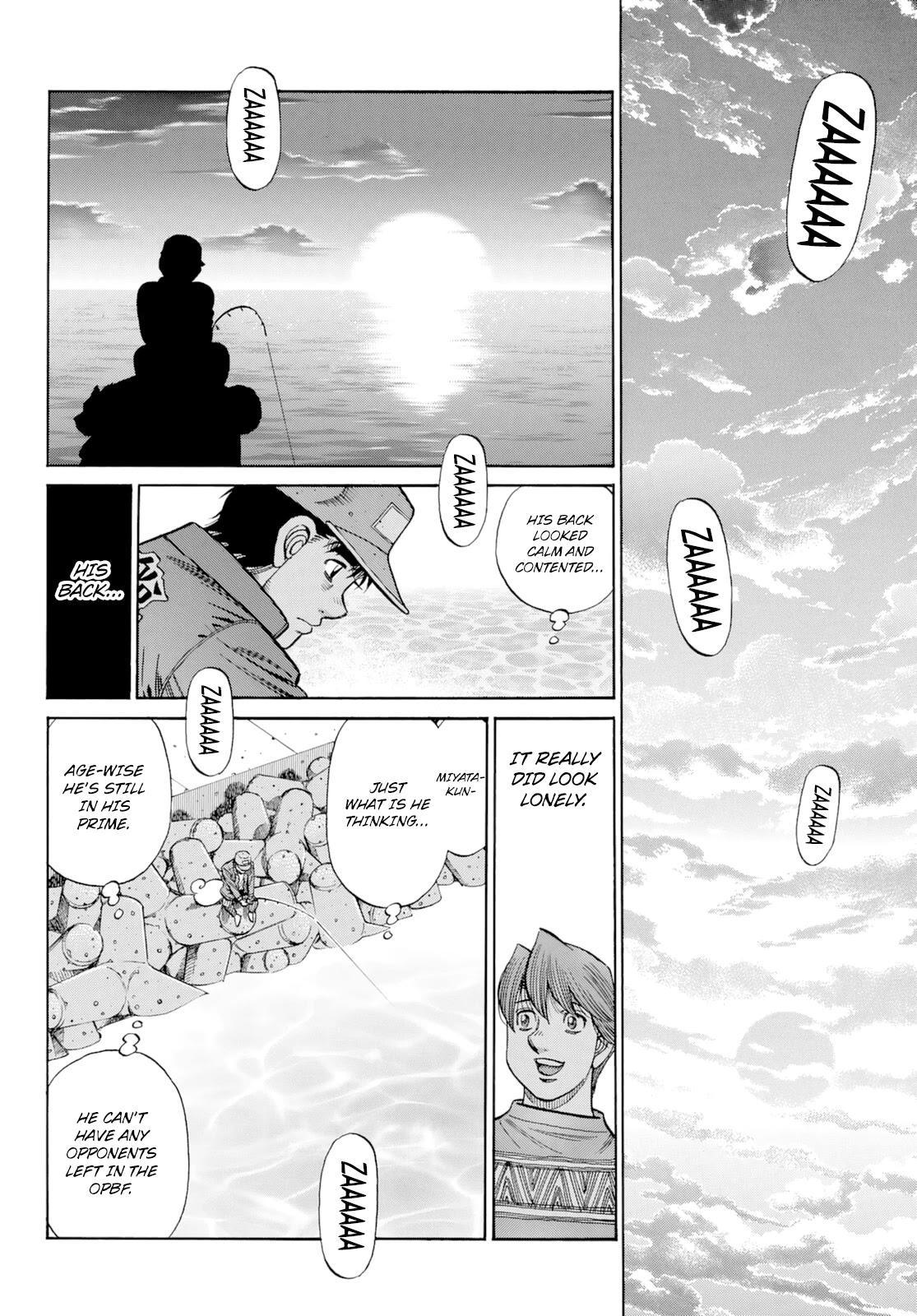 Hajime No Ippo Chapter 1350: Keith's Back page 17 - Mangakakalots.com