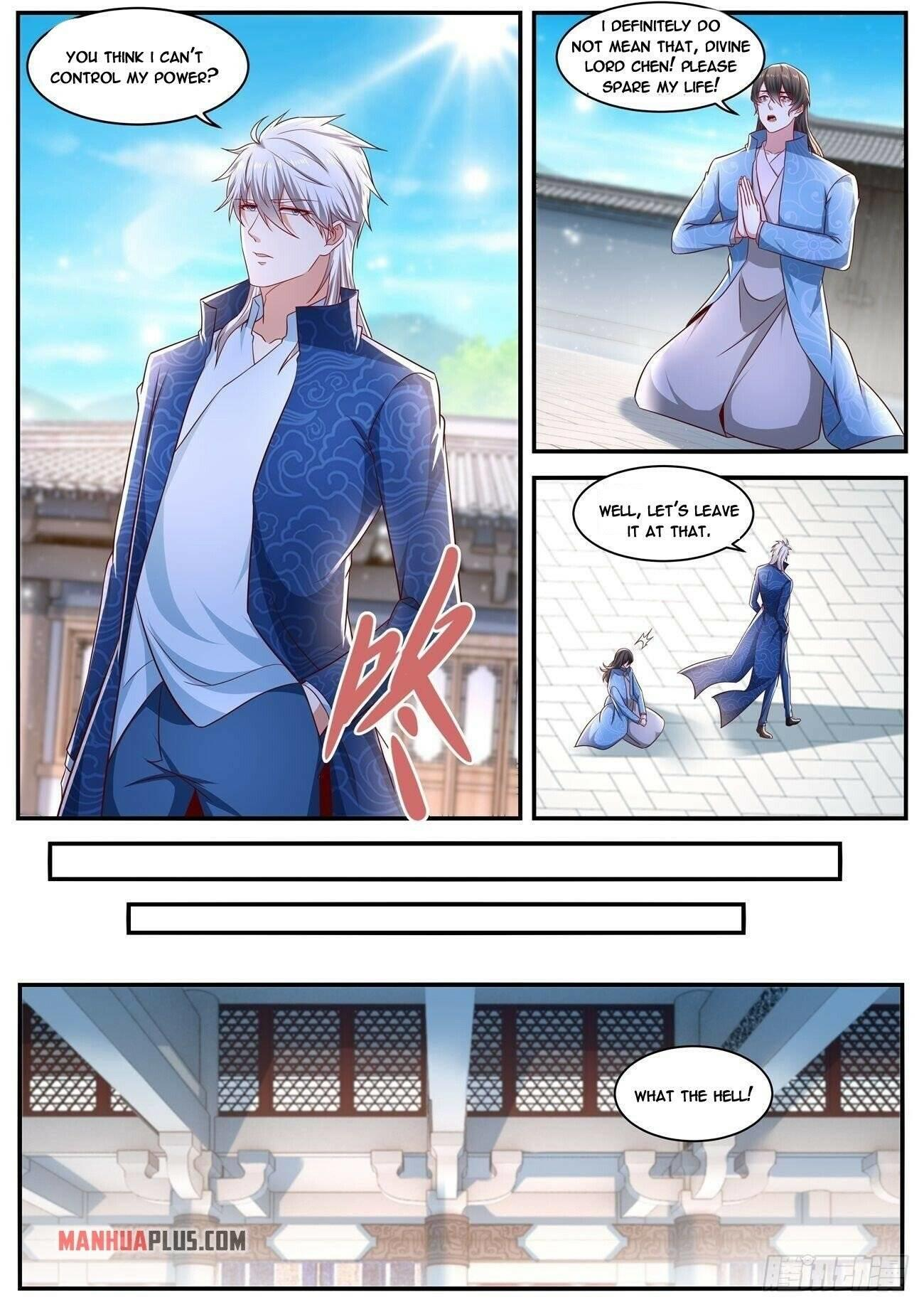 Rebirth Of The Urban Immortal Cultivator Chapter 656 page 3 - Mangakakalot