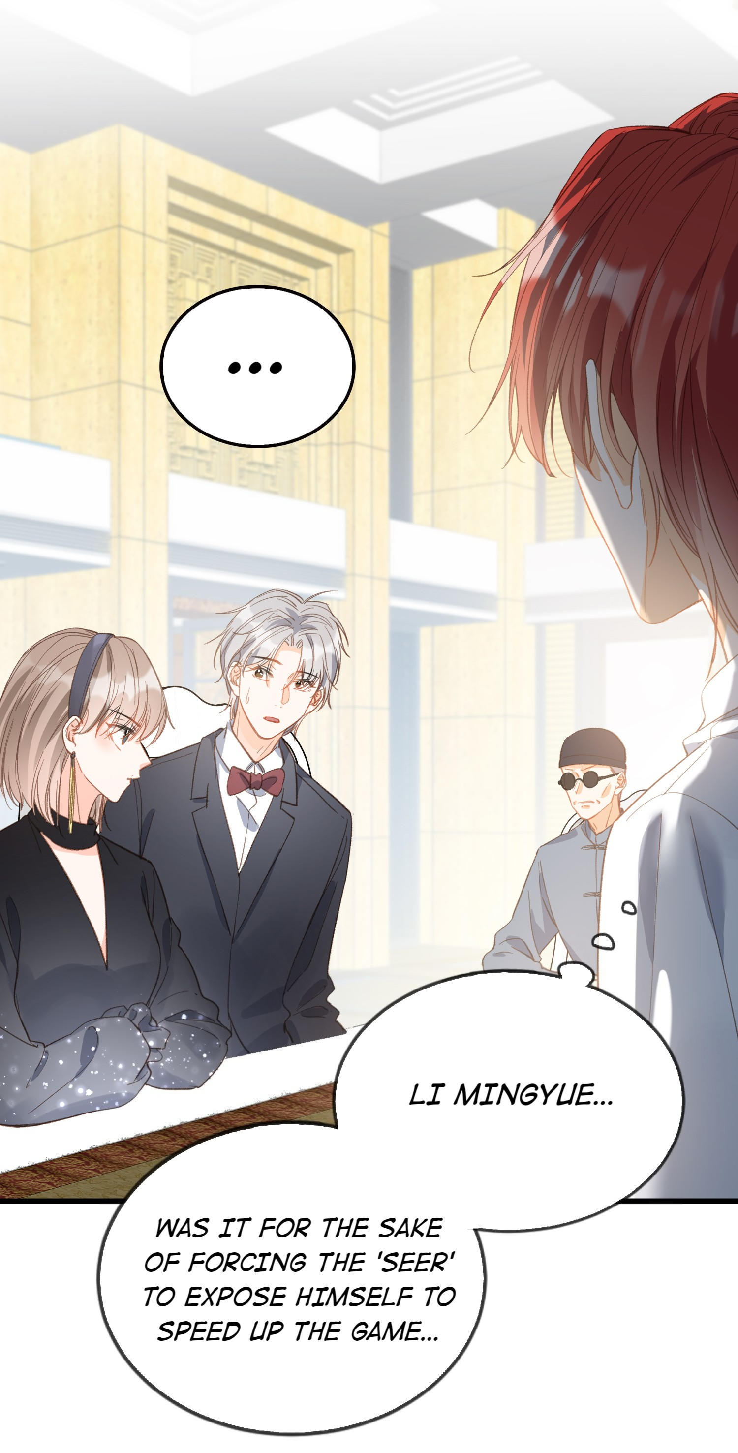 Kiss The Abyss Chapter 66: Voting Again page 25 - Mangakakalots.com