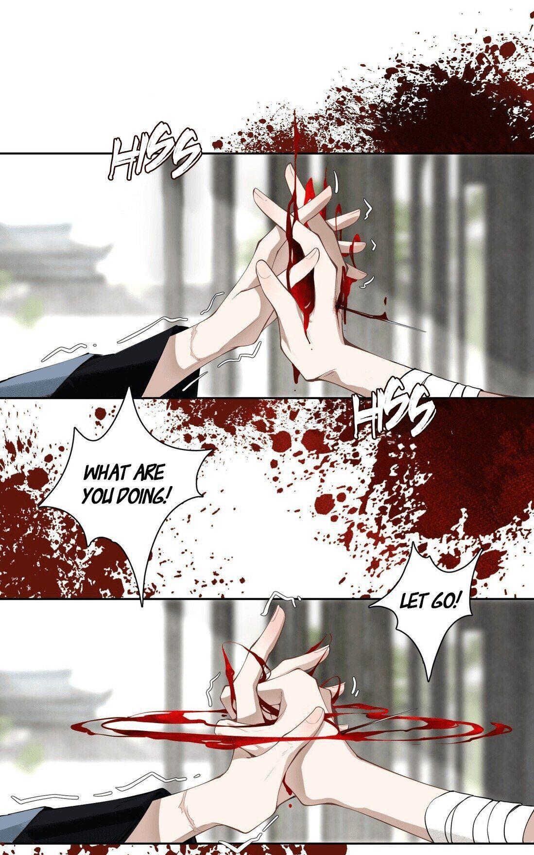 I Accidentally Saved The Jianghu'S Enemy Chapter 1 page 34 - Mangakakalots.com