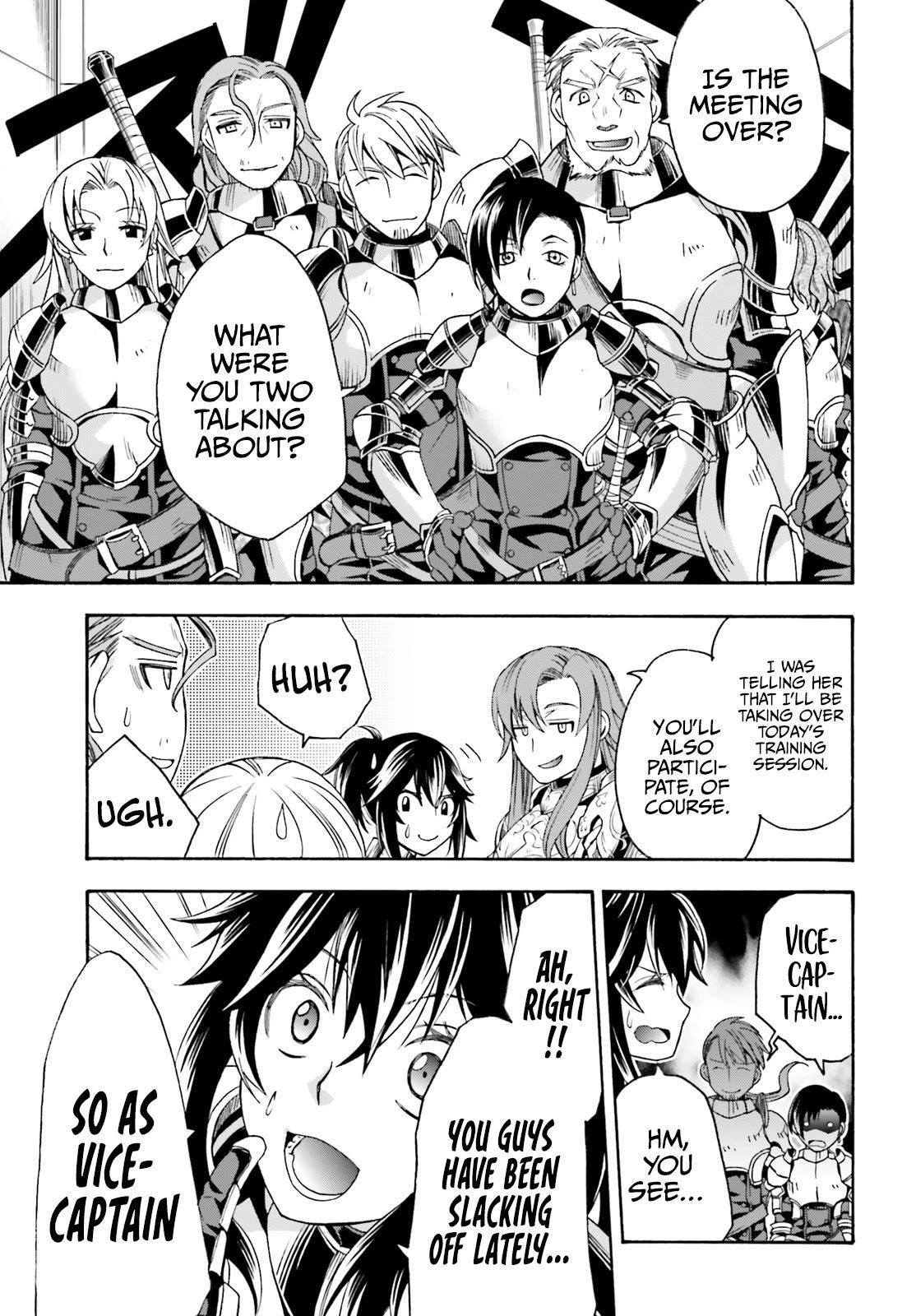 The Wrong Way To Use Healing Magic Chapter 43 page 12 - Mangakakalot