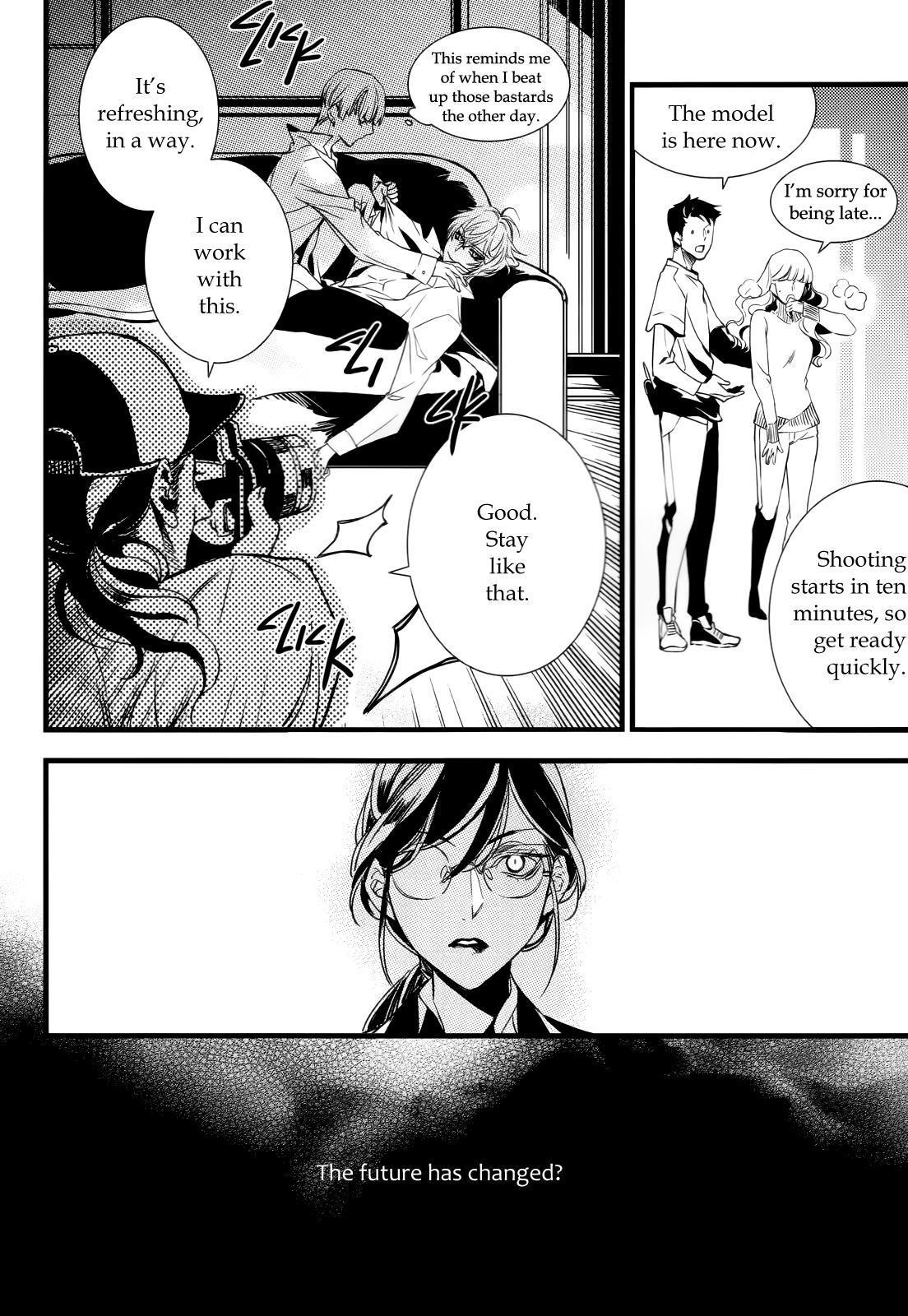 Vampire Library Chapter 36 page 27 - Mangakakalots.com
