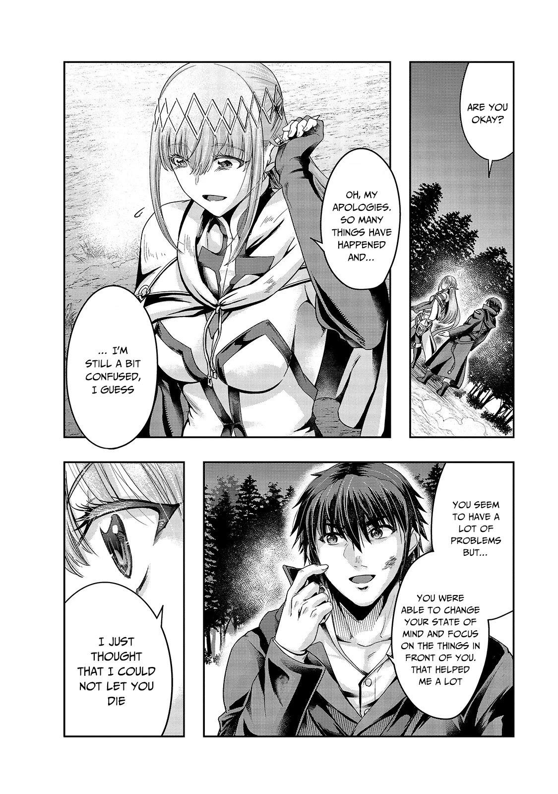 """I Became The Strongest With The Failure Frame """"abnormal State Skill"""" As I Devastated Everything Chapter 20 page 17 - Mangakakalots.com"""