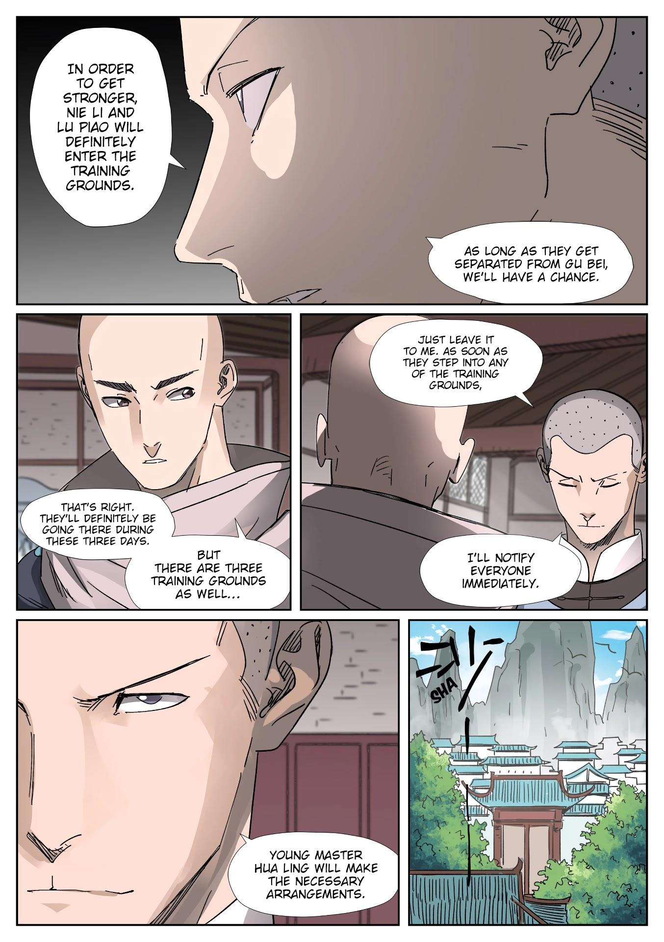 Tales Of Demons And Gods Chapter 306.5: Getting To Know The New Classmates (Part 2) page 7 - Mangakakalots.com