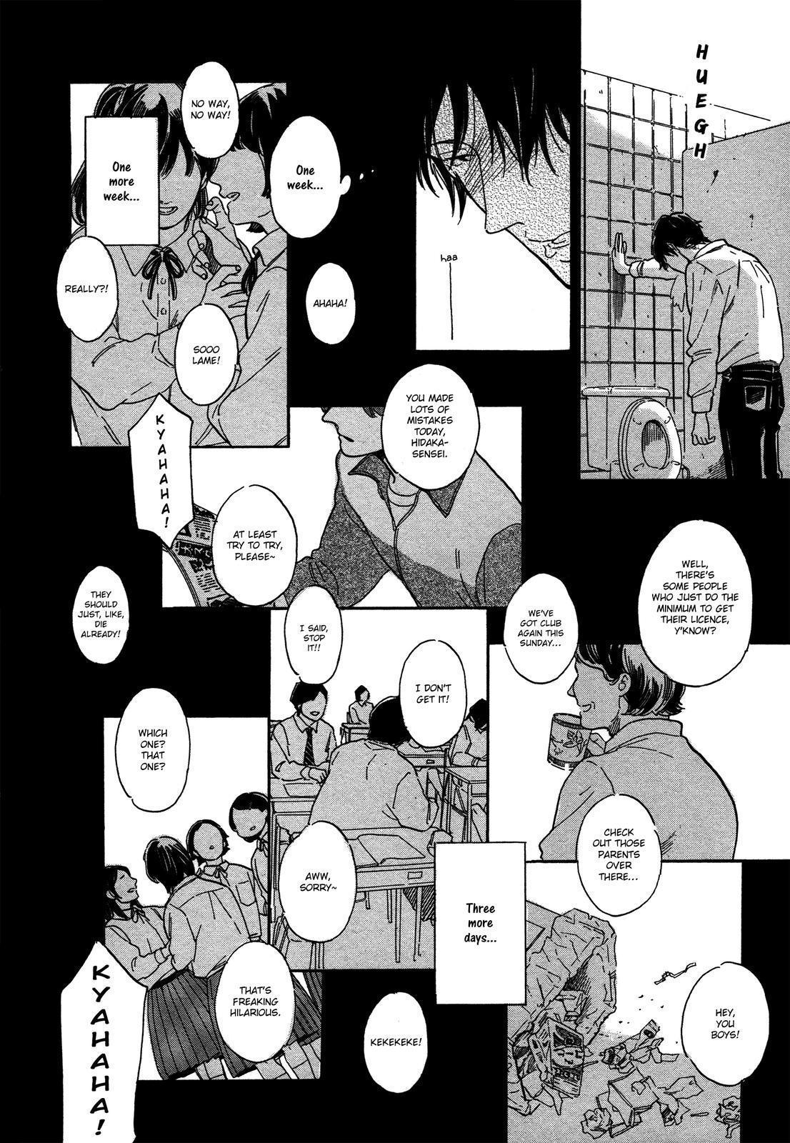 Stay Gold (Hideyoshico) Chapter 19 page 17 - Mangakakalots.com