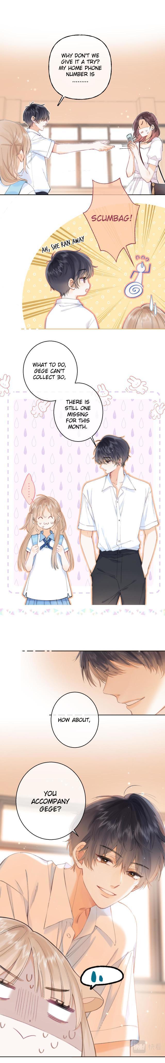Hidden Love Chapter 7 page 4 - Mangakakalots.com