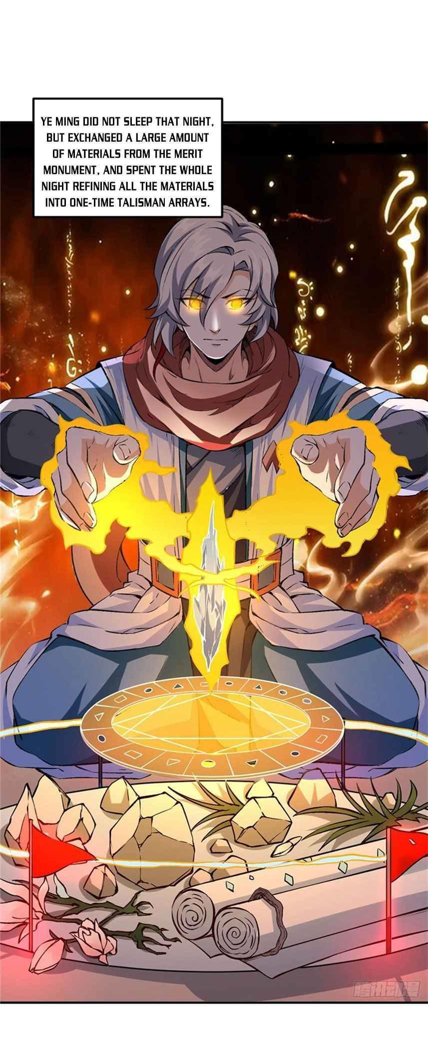 Martial Arts Reigns Chapter 313 page 6 - Mangakakalot