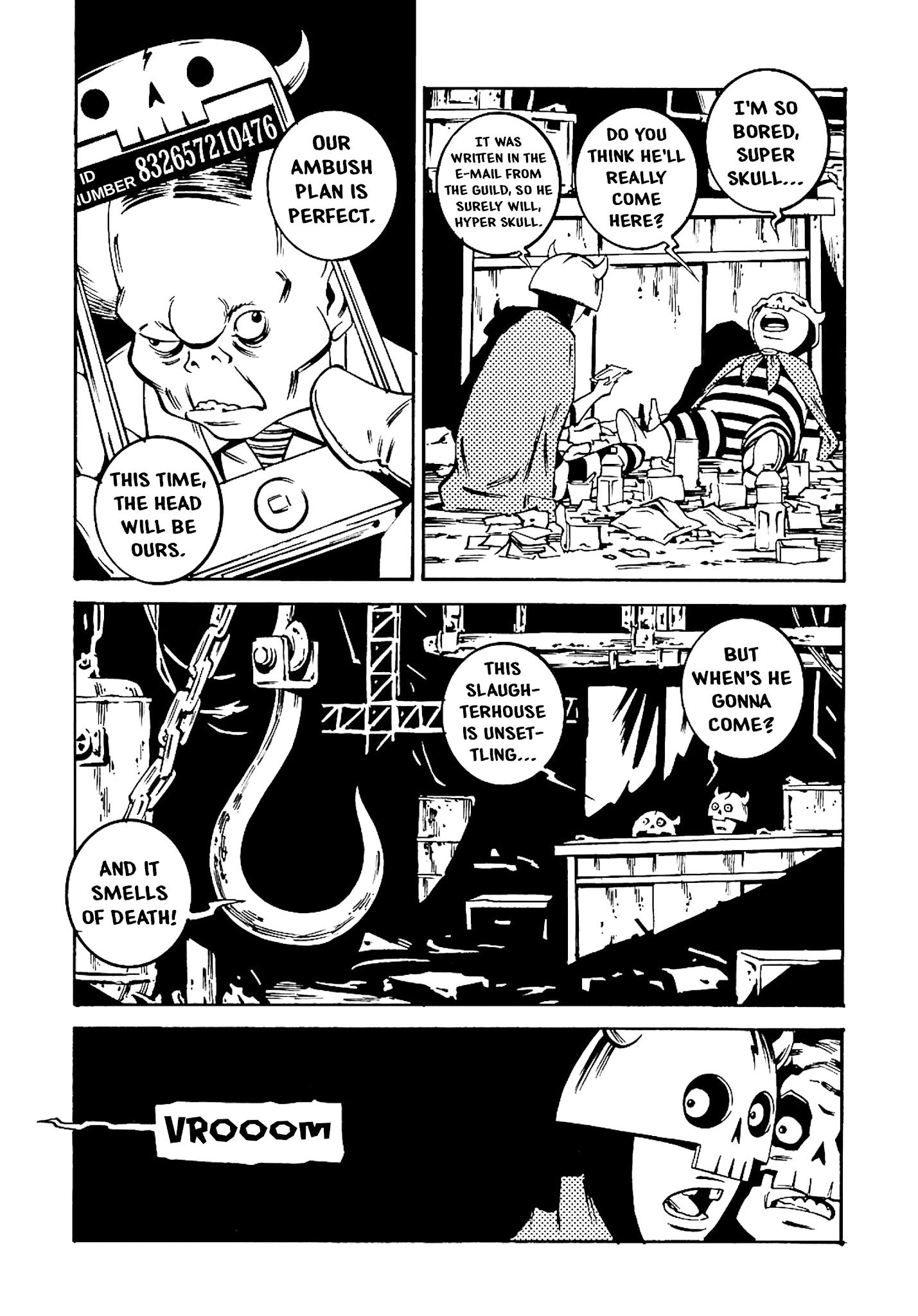 Deathco Chapter 11: The Playground (1) page 21 - Mangakakalots.com