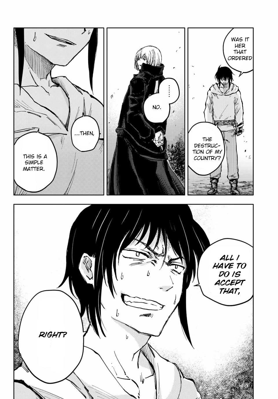 Peach Boy Riverside Chapter 43.2: Hawthorn And Oni God page 10 - Mangakakalots.com