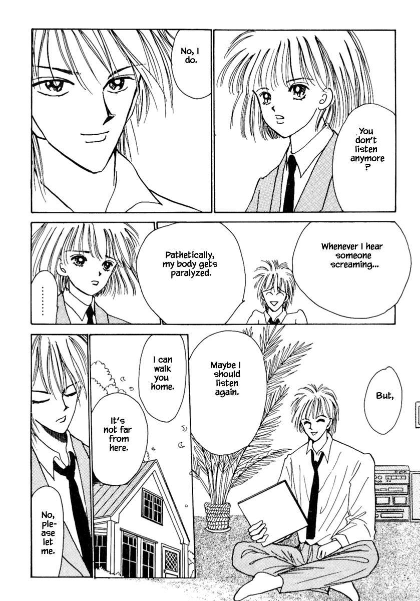 Shi To Kanojo To Boku Chapter 4 page 15 - Mangakakalots.com