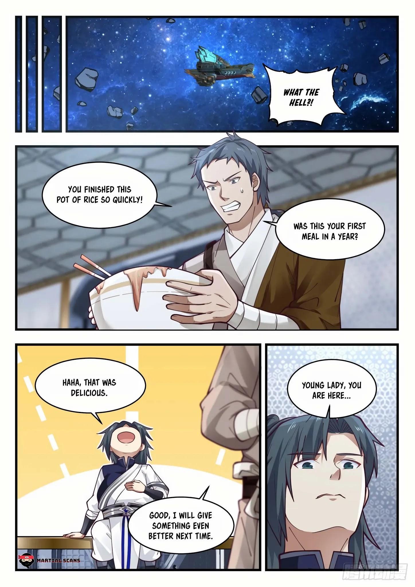 Martial Peak Chapter 981: You're Quite Pitiful page 6 - Mangakakalots.com
