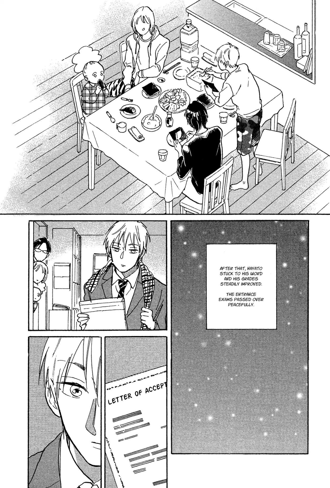 Stay Gold (Hideyoshico) Vol.2 Chapter 17 page 35 - Mangakakalots.com