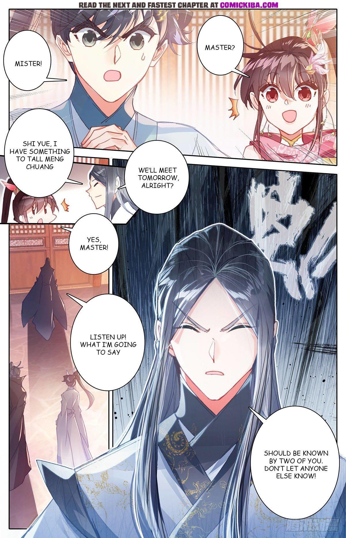 Azure Legacy Chapter 100 page 16 - Mangakakalots.com