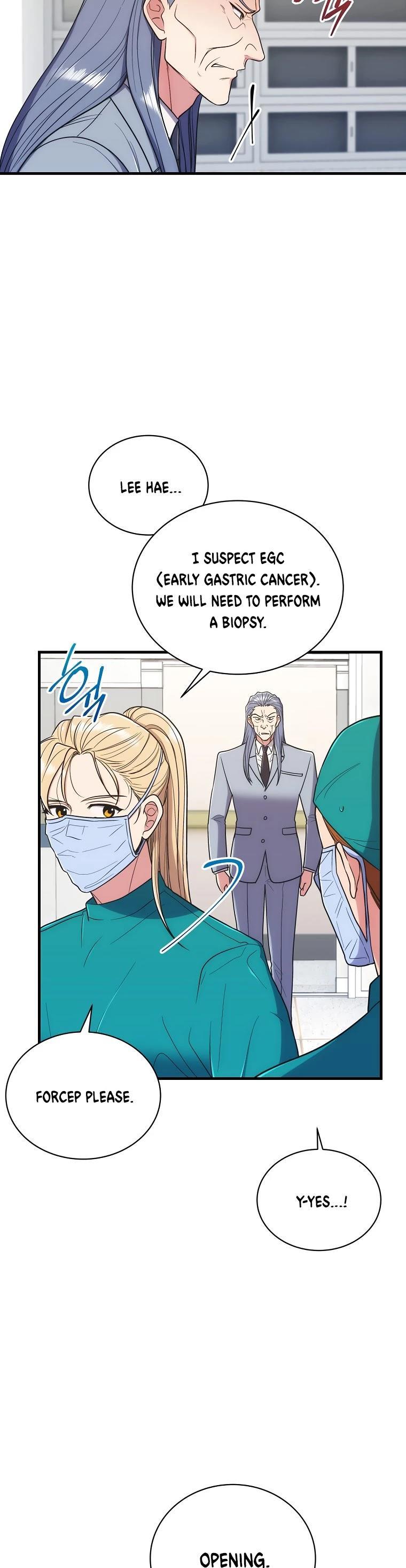 Medical Return Chapter 128 page 11 - Mangakakalot