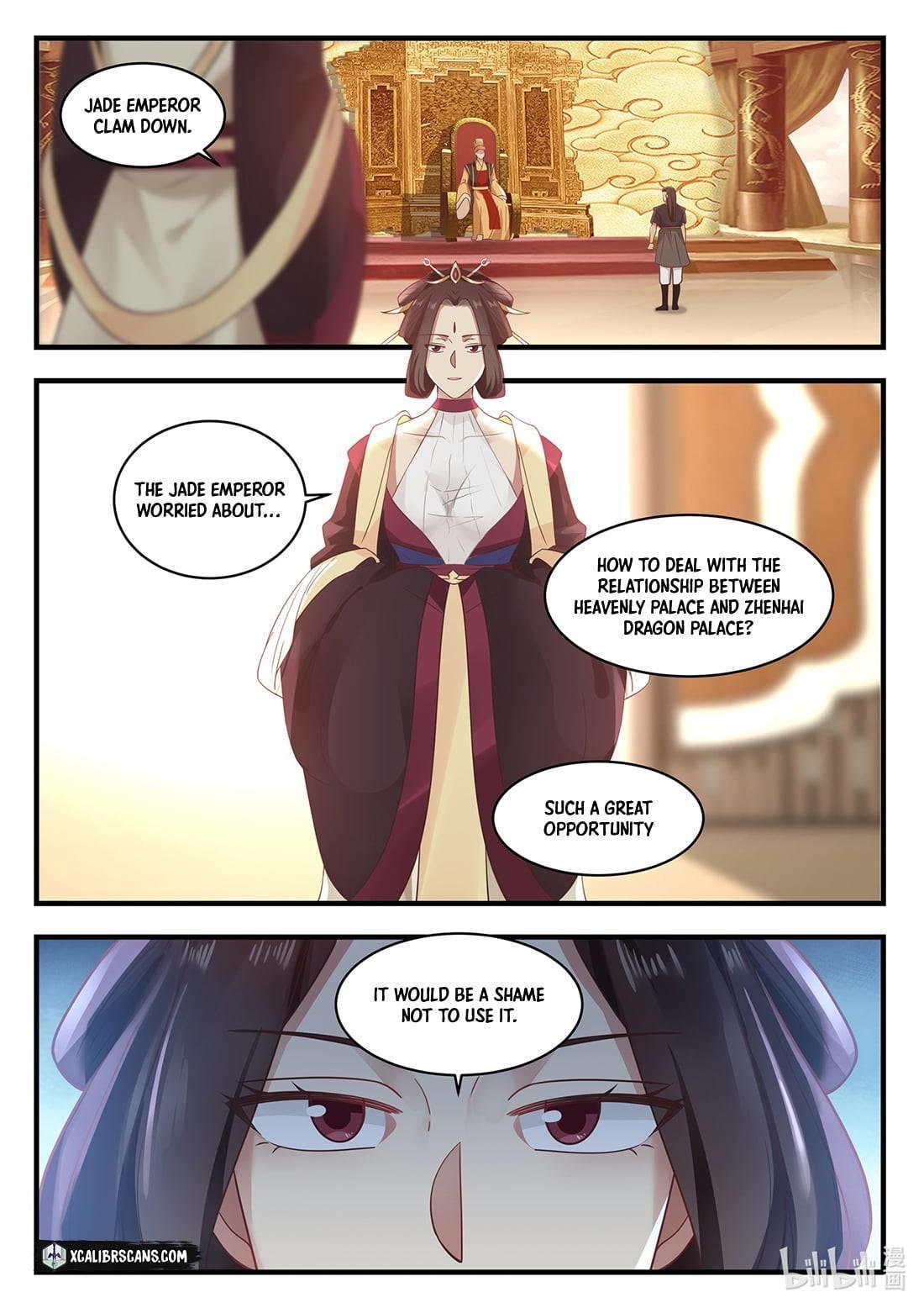 Dragon Throne Chapter 44 page 9 - Mangakakalots.com