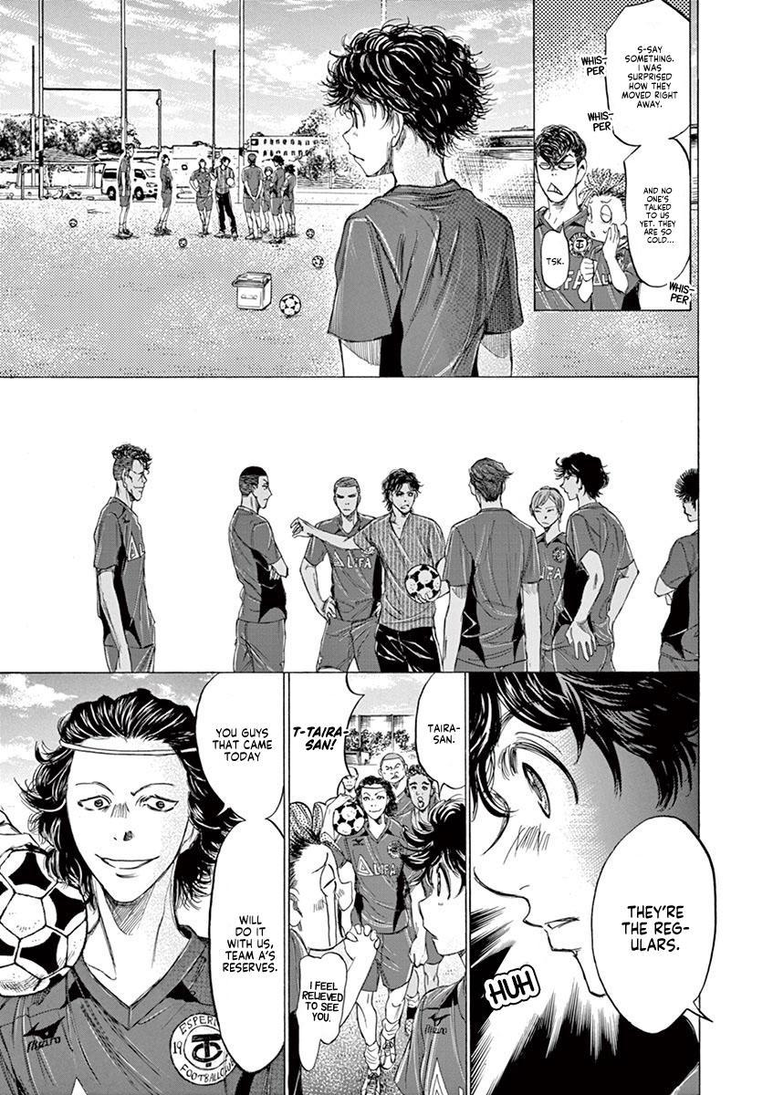 Ao Ashi Vol.12 Chapter 119: Start Line page 9 - Mangakakalots.com