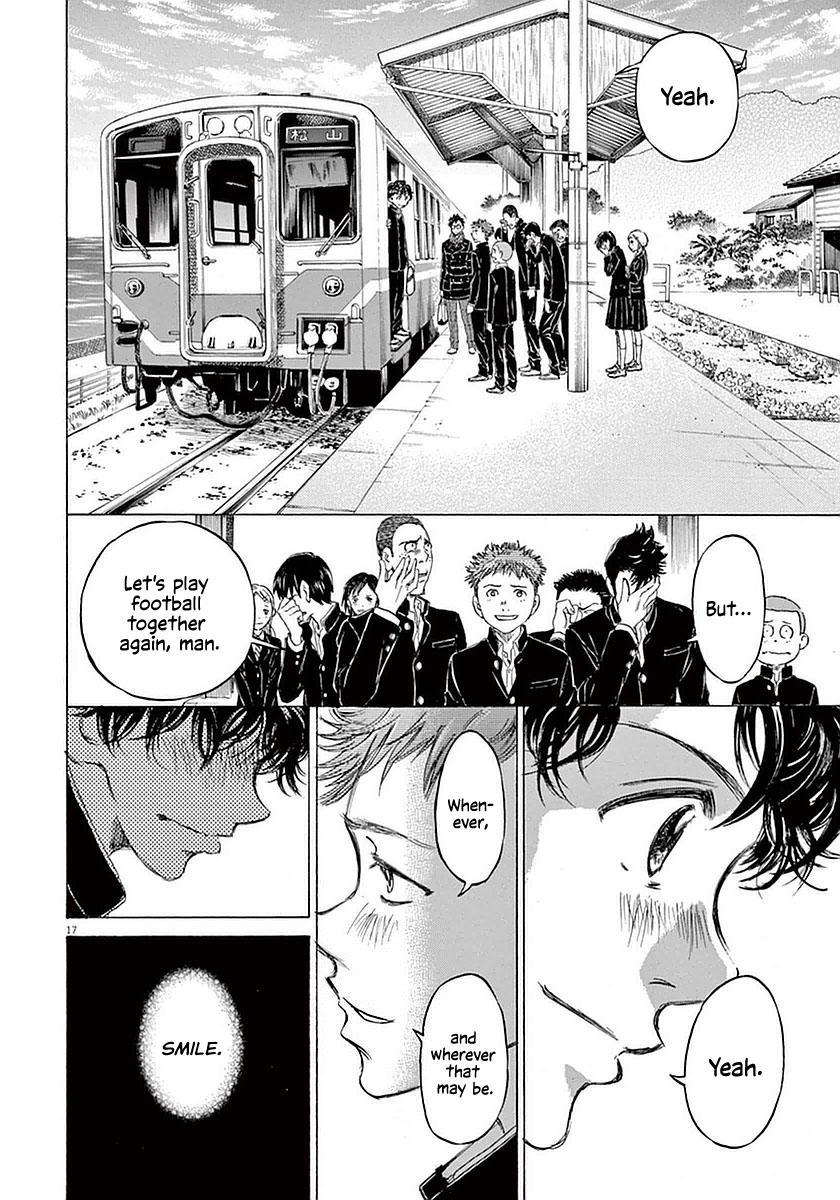 Ao Ashi Vol.3 Chapter 21: Orange-Coloured Scenery (Part 2) page 17 - Mangakakalots.com