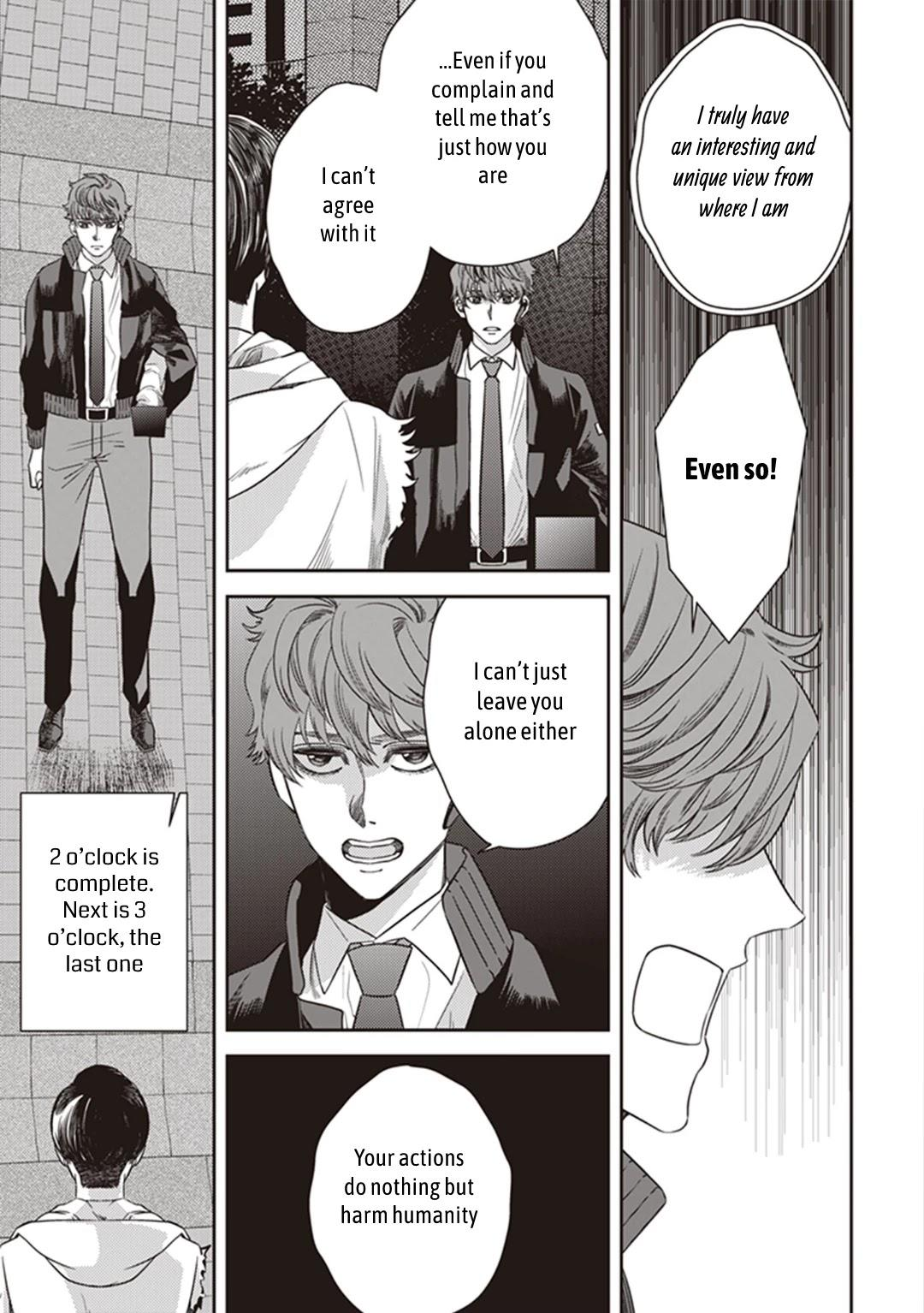 Midnight Occult Civil Servants Chapter 41: Becoming A Demon (Part 7) page 12 - Mangakakalots.com