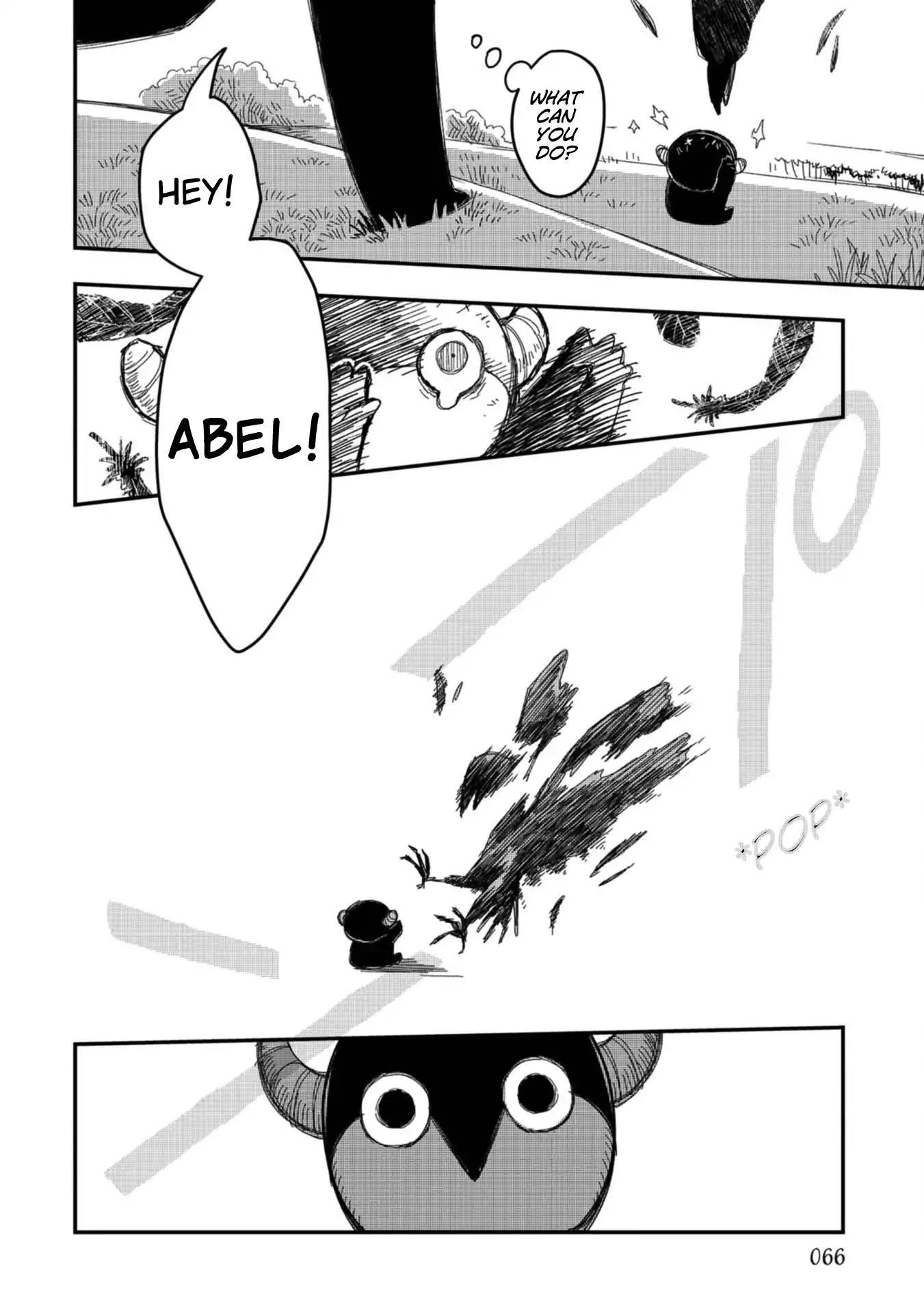 Rojica To Rakkasei Chapter 11: Nobody Knows About His Talent page 6 - Mangakakalots.com