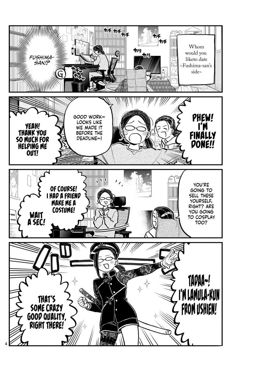 Komi-San Wa Komyushou Desu Chapter 250: Delusions 3 page 4 - Mangakakalot