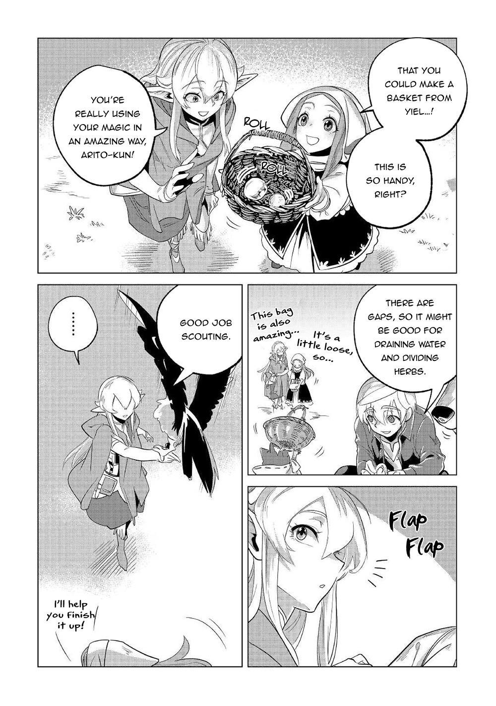 Mofumofu To Isekai Slow Life O Mezashimasu! Chapter 25 page 17 - Mangakakalots.com