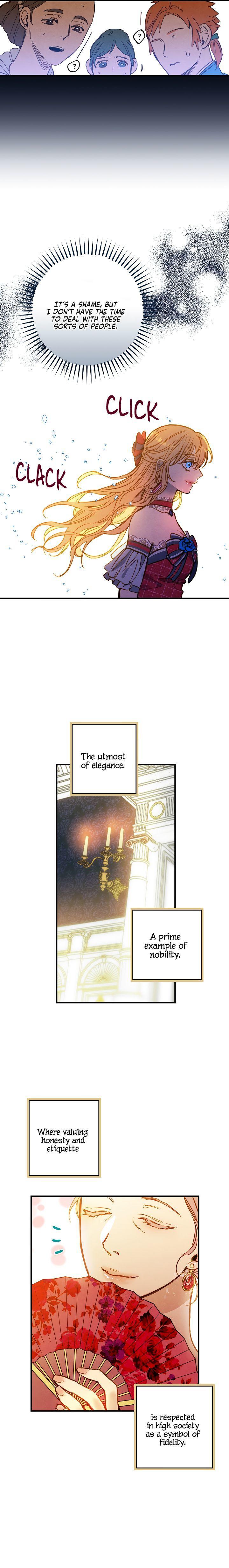 Shadow Queen Chapter 27 page 6 - Mangakakalots.com