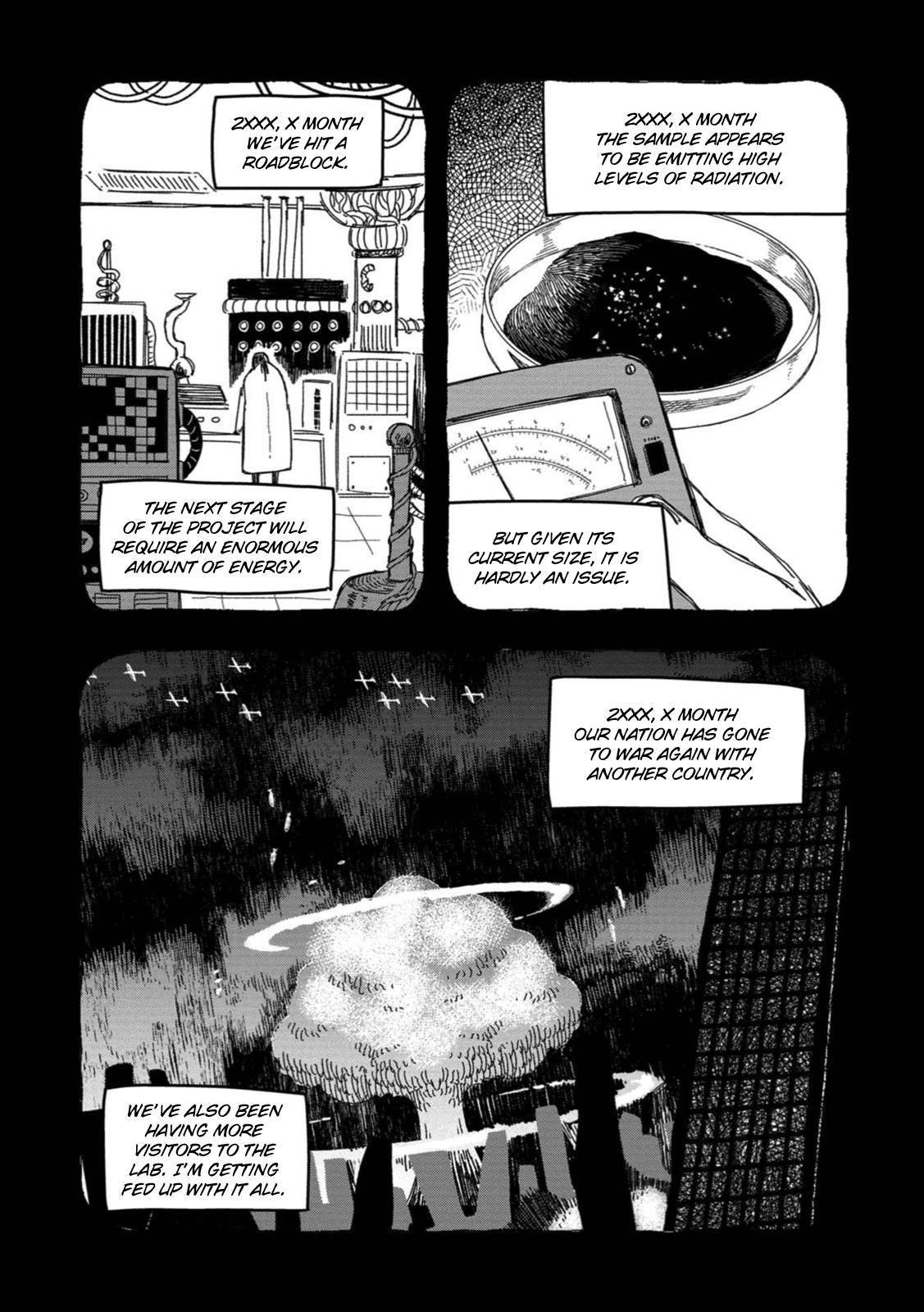 Rojica To Rakkasei Chapter 24: Among The Fireflies page 11 - Mangakakalots.com