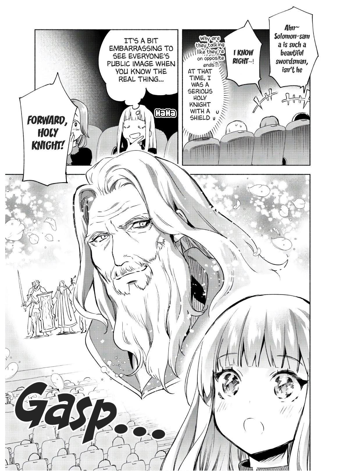 Kenja No Deshi Wo Nanoru Kenja Chapter 46 page 10 - Mangakakalots.com