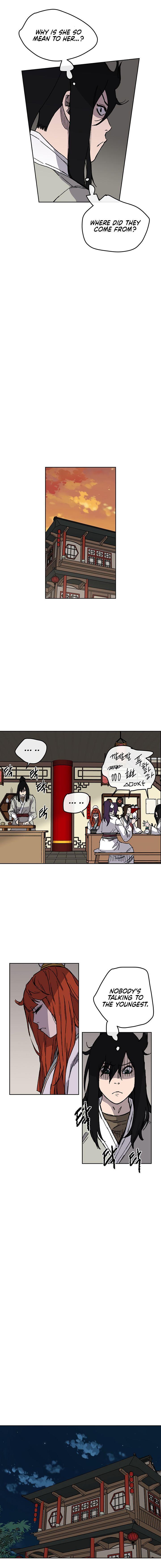 The Undefeatable Swordsman Chapter 12 page 9 - Mangakakalots.com