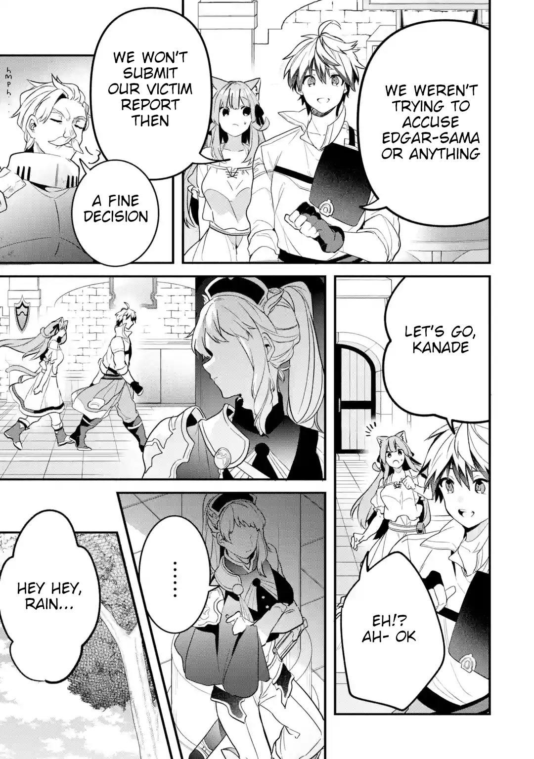 Yuusha Party Wo Tsuihou Sareta Beast Tamer, Saikyou Shuzoku Nekomimi Shojo To Deau Chapter 48: The Knights page 10 - Mangakakalots.com