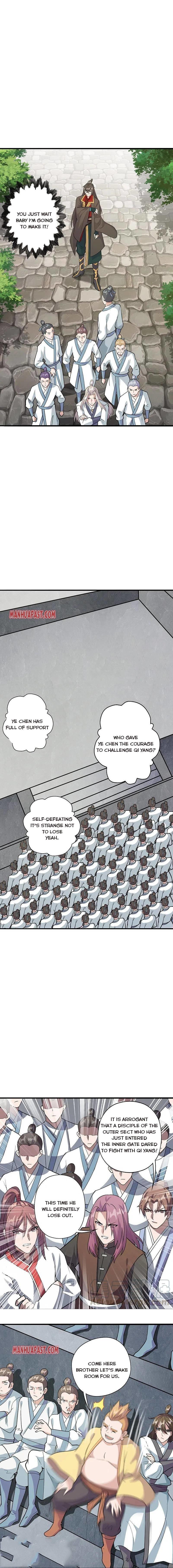Banished Disciple's Counterattack Chapter 203 page 5 - Mangakakalots.com