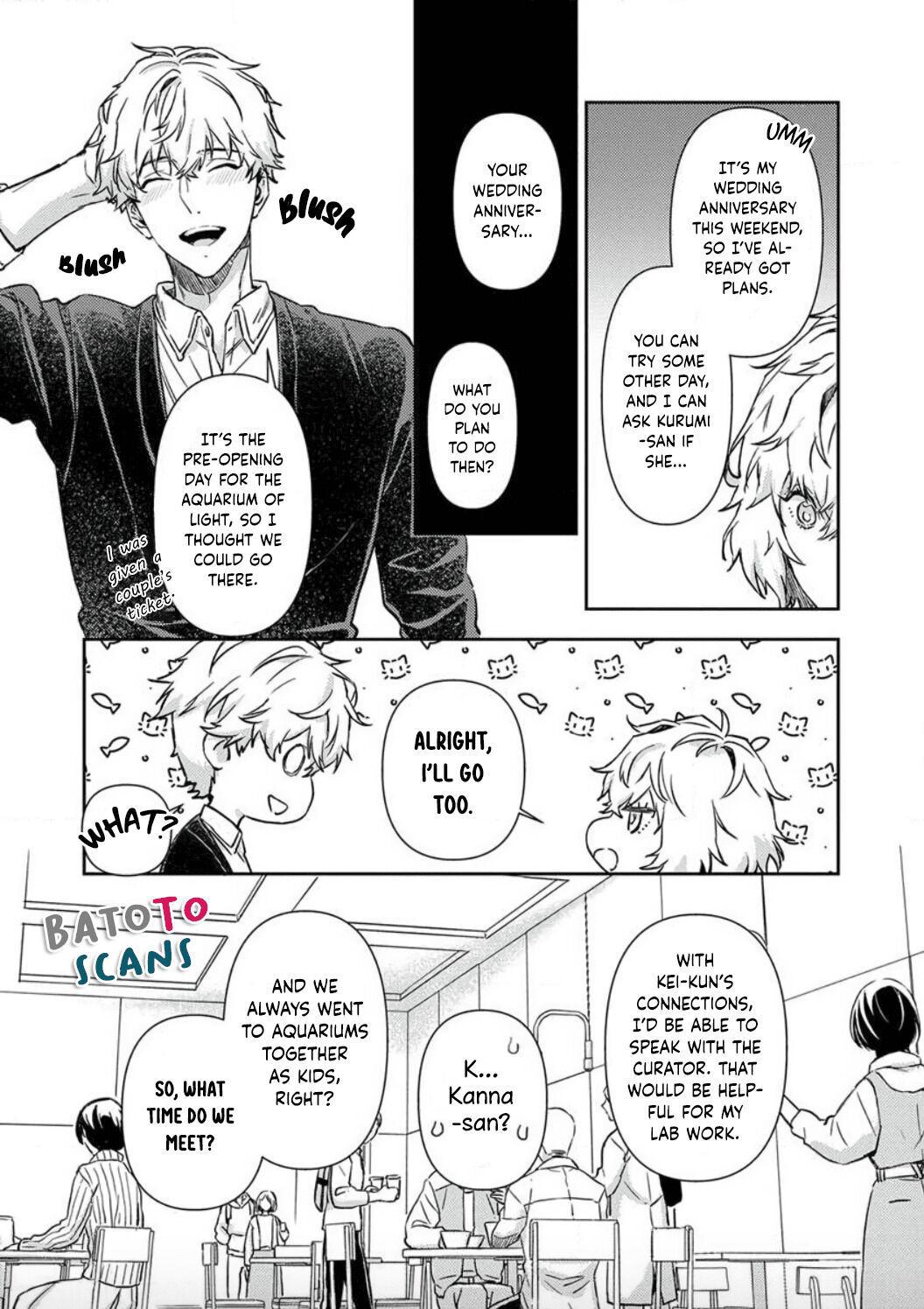 Shojo Kon ~Kohinata Fuufu Wa Shite Mitai~ Chapter 7 page 27 - Mangakakalots.com