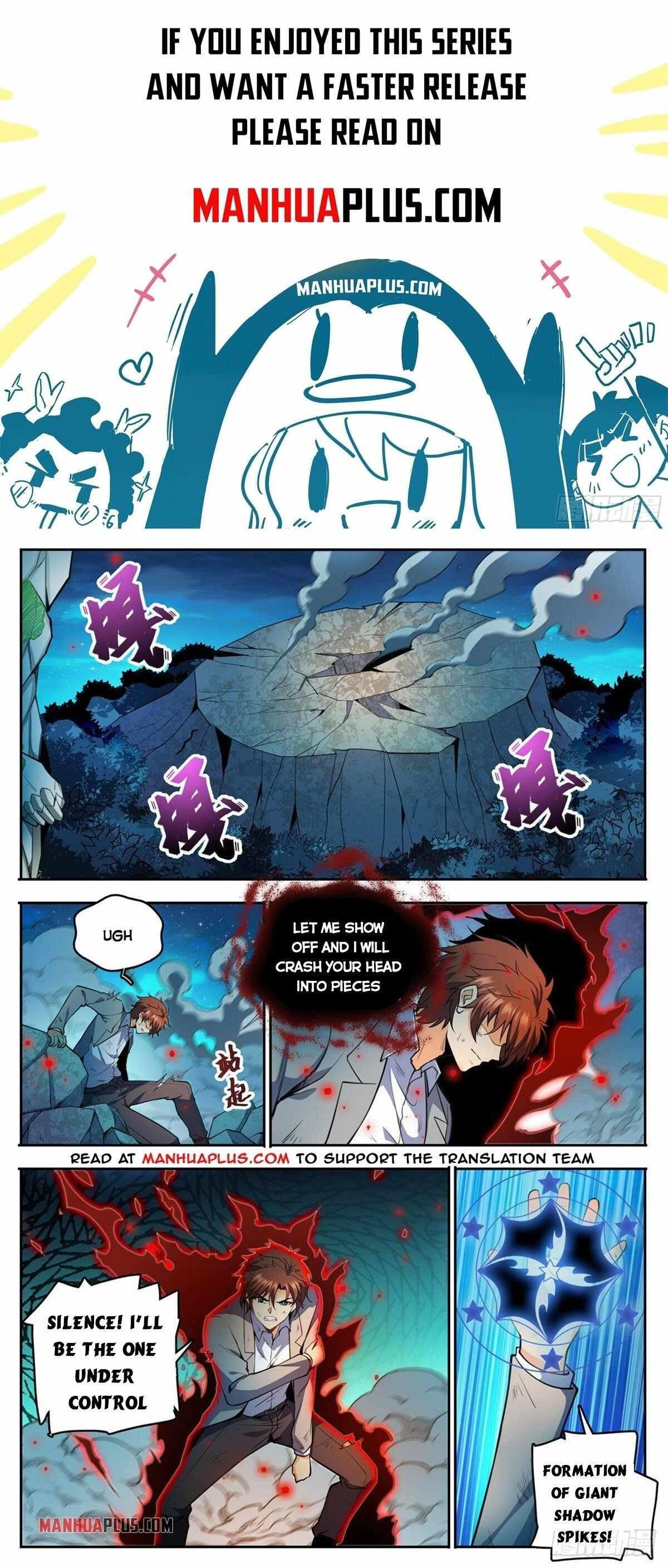 Versatile Mage Chapter 752 page 1 - Mangakakalots.com