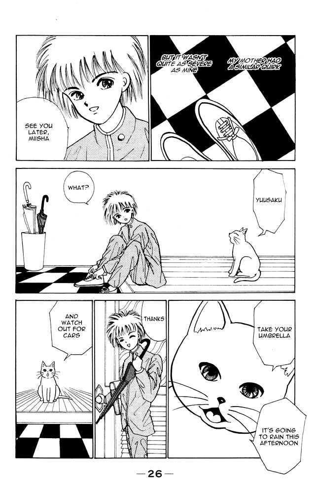 Shi To Kanojo To Boku Vol.1 Chapter 2 : Lonely Ears page 4 - Mangakakalots.com