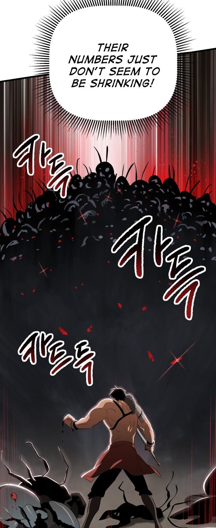 Survival Story Of A Sword King In A Fantasy World Chapter 55 page 64 - Mangakakalots.com