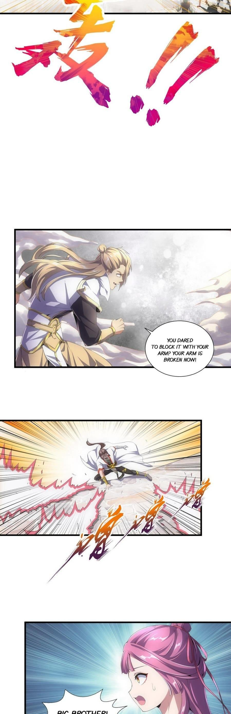 Beastmaster Of The Ages Chapter 37 page 5 - Mangakakalots.com