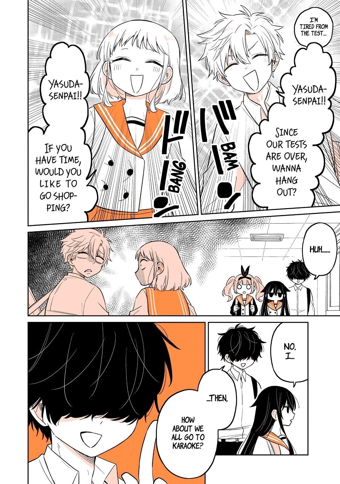 A Lazy Guy Woke Up As A Girl One Morning Chapter 18 page 2 - Mangakakalots.com
