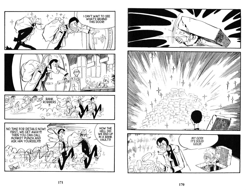 Lupin Iii Vol.13 Chapter 103: A Treasure To Serve page 21 - Mangakakalots.com